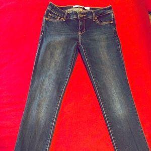 Abercrombie & finch skinny jeans